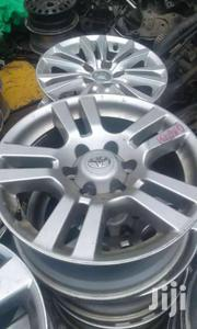 18inch Alloy Exjapan Rims For Toyota Prado"
