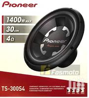 "Pioneer Ts-300s4 12"" Champion Series 1400W Single Coil Car Subwoofer 