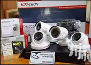 4 CCTV Cameras Complete Package Kit Sales and Installation | Security & Surveillance for sale in Nairobi, Nairobi Central