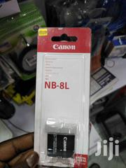 GENUINE CANON BATTERY NB-8L FOR A2200 A3000 A3100 A3200 A3300 IS | Computer Accessories  for sale in Nairobi, Nairobi Central