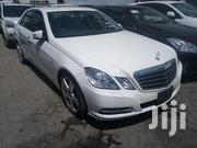 Mercedes-Benz E250 2012 White | Cars for sale in Mombasa, Shimanzi/Ganjoni