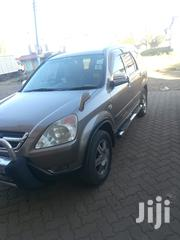 Honda CR-V 2.0i ES Automatic 2003 Beige | Cars for sale in Kiambu, Hospital (Thika)