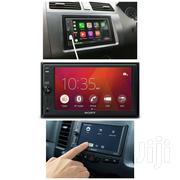 """Sony XAV-AX1000 6.2"""" Multimedia Player With Apple Car Play 