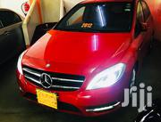 New Mercedes-Benz B-Class 2012 Red | Cars for sale in Mombasa, Shimanzi/Ganjoni