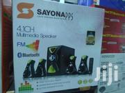 Sayona 4.1 16000w With Bluetooth | TV & DVD Equipment for sale in Nairobi, Nairobi Central