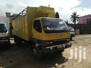 Mitsubishi 2003 Yellow | Trucks & Trailers for sale in Nyeri, Karatina Town