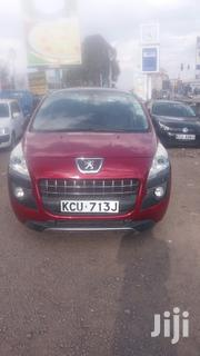 Peugeot 308 2012 Red | Cars for sale in Nairobi, Kilimani