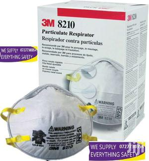 And Respirator N95 Masks 8210 3m