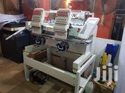 2 Heads 9 Needles Embroidery Machine | Manufacturing Equipment for sale in Nairobi, Nairobi Central
