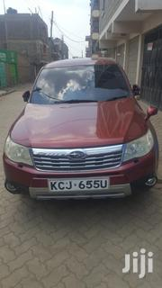 Subaru Forester 2009 Red | Cars for sale in Nairobi, Nairobi Central