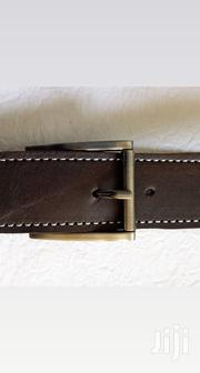 Leather Belt   Clothing Accessories for sale in Nairobi, Nairobi Central