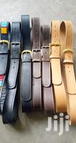 Leather Belt | Clothing Accessories for sale in Nairobi Central, Nairobi, Kenya