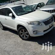 Toyota Vanguard 2012 White | Cars for sale in Mombasa, Tononoka
