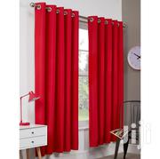 Plain Red Curtains | Home Accessories for sale in Nairobi, Nairobi Central