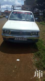 Toyota Hilux 2002 White | Cars for sale in Kiambu, Hospital (Thika)