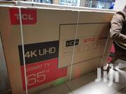 55 Inches TCL Smart UHD 4K Televisions | TV & DVD Equipment for sale in Nairobi, Nairobi Central