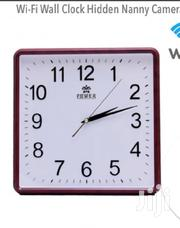 Wifi Clock Hidden Camera | Home Accessories for sale in Nairobi, Nairobi Central