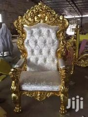 Bride And Groom Chairs/Guest Of Honour Chair Antique Chairs | Furniture for sale in Nairobi, Ziwani/Kariokor