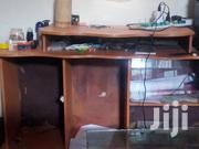 Wooden TV Stand Very Clean And In Good Condition | Furniture for sale in Nakuru, London