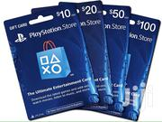 Psn Gift Cards Available At Pocket Friendly Prices   Video Games for sale in Nairobi, Ziwani/Kariokor