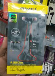 Wireless Smart Sport Earphone(A920BL) | Accessories for Mobile Phones & Tablets for sale in Nairobi, Nairobi Central