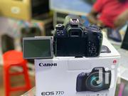 Canon EOS 77D Body Only Brand New | Cameras, Video Cameras & Accessories for sale in Busia, Bunyala West (Budalangi)