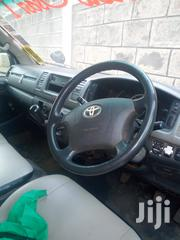 Toyota Grand Hiace 2010 Gray | Cars for sale in Nairobi, Kasarani