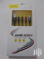 Rapid Series 4 In1 Fast Charging Cable | Accessories for Mobile Phones & Tablets for sale in Nairobi, Mountain View