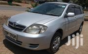 Toyota Fielder 2004 Silver   Cars for sale in Nairobi, Nyayo Highrise