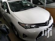 Toyota Auris 2012 White | Cars for sale in Mombasa, Tudor