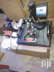 8 In 1 Heat Press Machine Available | Printing Equipment for sale in Nairobi, Nairobi Central