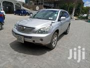 Toyota Harrier 2008 Silver | Cars for sale in Mombasa, Tudor