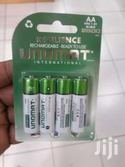Unomat AA Rechargeable Batteries | Computer Accessories  for sale in Nairobi, Nairobi Central