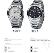 Silver White Silver Black Watch | Watches for sale in Nairobi, Nairobi Central