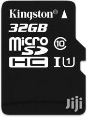 Kingston 32GB Memory Card 2 Years Warranty Stock Memory Card Available | Accessories for Mobile Phones & Tablets for sale in Nairobi, Nairobi Central