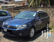 Volkswagen Golf 2012 Blue | Cars for sale in Nairobi, Karen