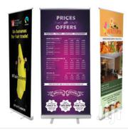 Roll Up Banner Printing Full Color   Other Services for sale in Nairobi, Nairobi Central