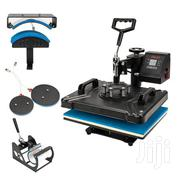 5 In 1 Combo Heat Press Machine Multifunction | Printing Equipment for sale in Nairobi, Nairobi Central