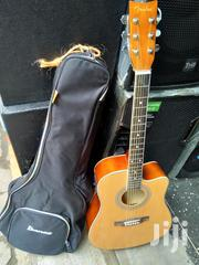 Semi Acoustic Guitar and Bag | Musical Instruments for sale in Nairobi, Nairobi Central