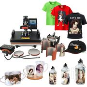 Designed 8-in 1 Sublimation Heat Press Transfer Machine | Printing Equipment for sale in Nairobi, Nairobi Central