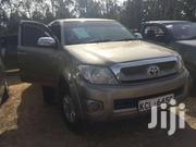 2010 Toyota Hilux Vigo 2kd D4D Double Cab Fully Loaded Wooden Finish | Cars for sale in Nairobi, Nairobi Central
