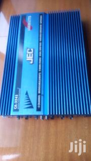 Jec Amp 600watts 4 Channels | Vehicle Parts & Accessories for sale in Siaya, Siaya Township