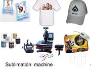 5-in-1 Multi-functional Heat Press Transfer Sublimation Machine | Printing Equipment for sale in Nairobi, Nairobi Central