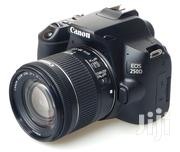 Canon 250D 4K DSLR Camera With 18-55mm Lens | Cameras, Video Cameras & Accessories for sale in Nairobi, Nairobi Central