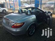 2011 Mercedes Benz SLK 200 Covertible 1800cc Turbo Like C200 Leather | Cars for sale in Nairobi, Kilimani