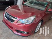 Subaru Legacy 2012 Red | Cars for sale in Mombasa, Shimanzi/Ganjoni