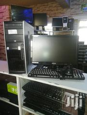 Hp Workstation 4gb 320gb Dvd Wrt With 19''tft | Laptops & Computers for sale in Nairobi, Nairobi Central