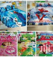 Cartoon Kids Duvets With A Pillow Case And A Bed Sheet | Children's Furniture for sale in Nairobi, Kayole Central
