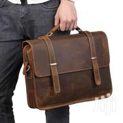 Genuine Leather Laptop Briefcase | Bags for sale in Nairobi, Nairobi Central