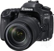 Canon EOS 80D DSLR Camera With 18-135mm Lens | Cameras, Video Cameras & Accessories for sale in Nairobi, Nairobi Central